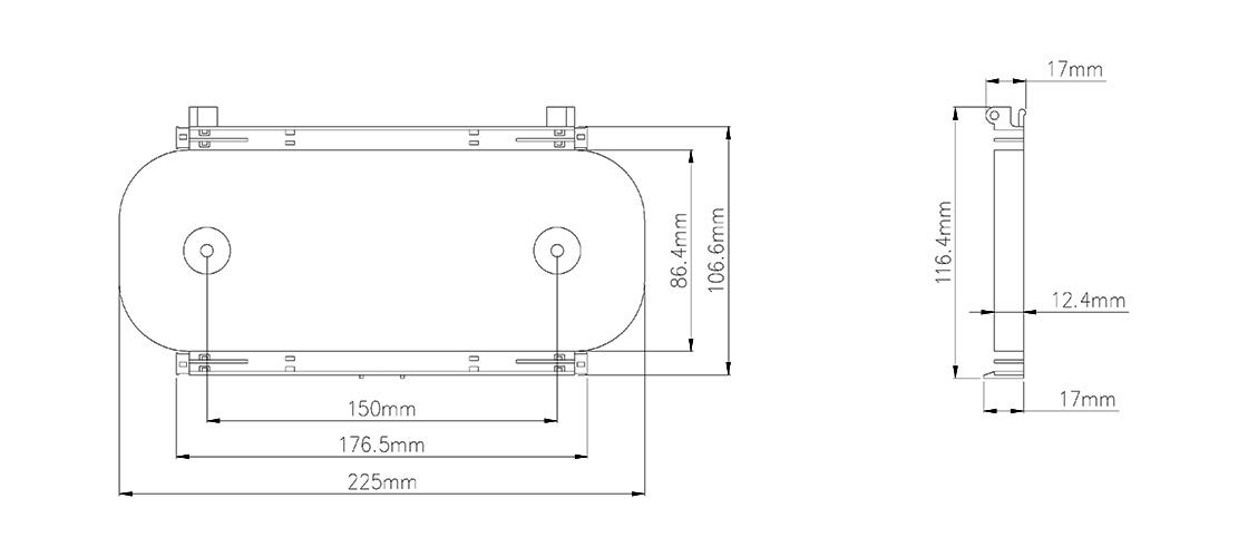 ファイバスプライストレイ &保護スリーブ 機械製図