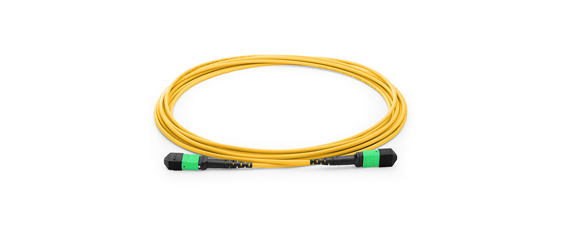 Customized MTP/MPO Fiber Cables  High Density & Best Performance for MTP Fiber Cable