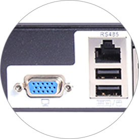 Rack Mount KVM Switches Console Ports