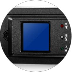 Barra multicontactos PDU Monitorización local
