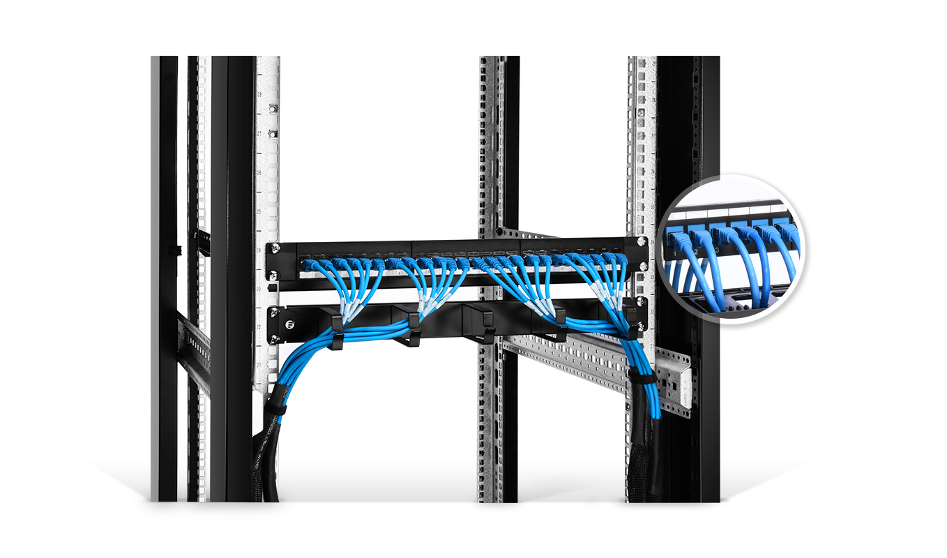 Cat6 Trunk Cables  Deploy Networks Easier and Faster