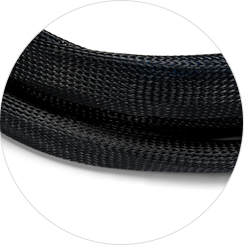 Cat6 Trunk Cables Braided Mesh Sleeve