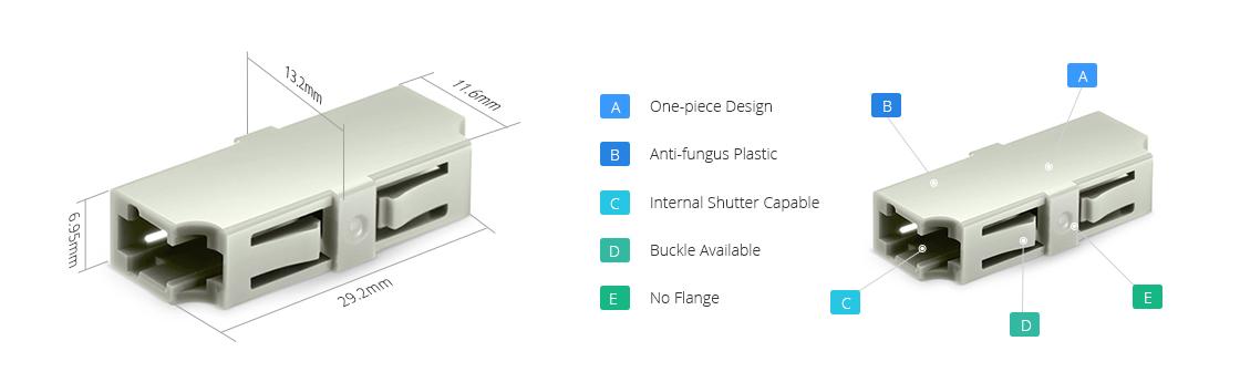 LWL-Adapter  LWL-Adapter