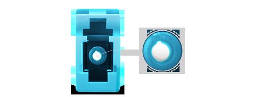 Оптические Адаптеры Высокоточная керамическая втулка