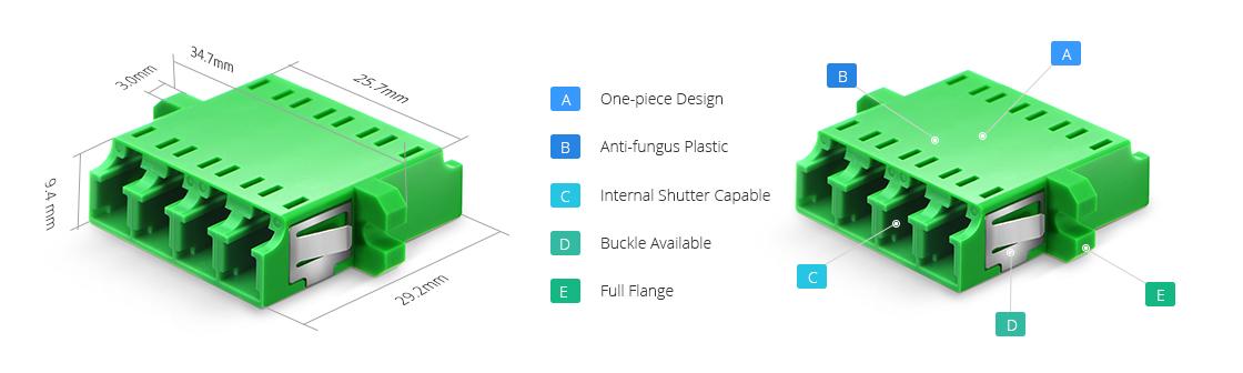 Fibre Optic Adapters  Fibre Optical Adapter
