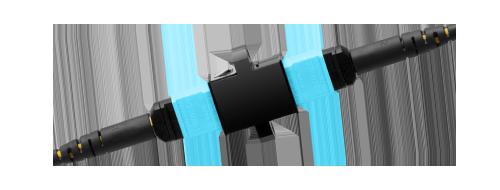 Оптические Адаптеры  Простое Соединение Двух Оптических Кабелей