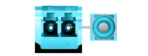 LWL-Adapter/Kupplung  Hochpräzise Keramikhülse