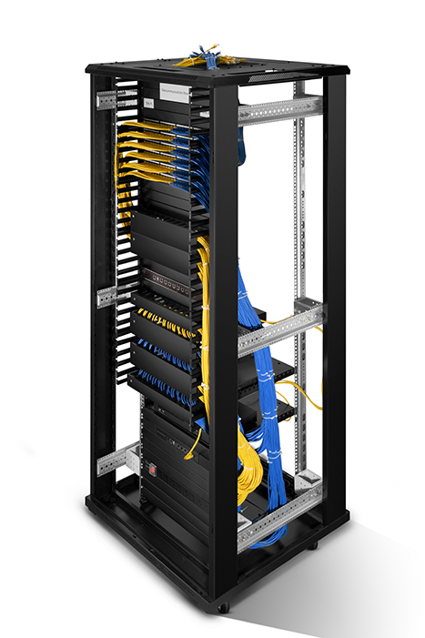 Cable Manager & Wire Duct Product Application