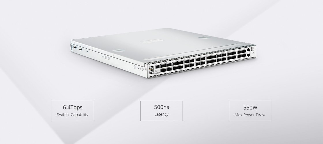 100G Switches High-Performance L2/L3 Data Center Switch