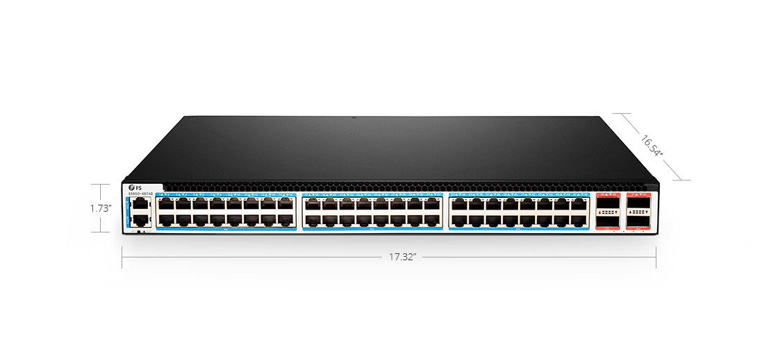 40G Switches  10GbE ToR/Leaf Switch for Data Center