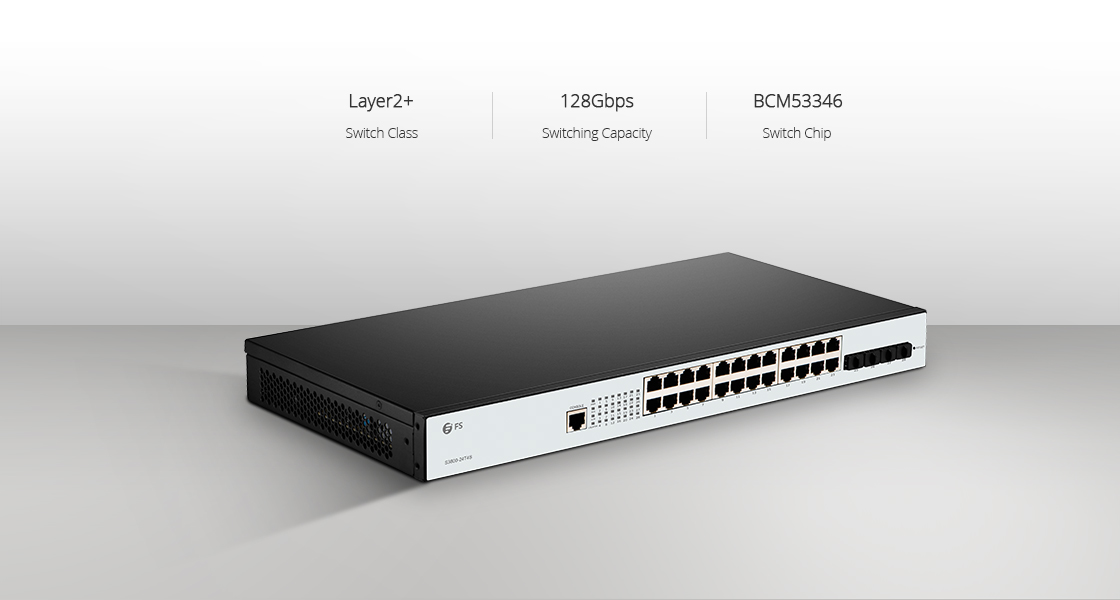 1G/10Gスイッチ Flexible access switches for converged enterprise networks