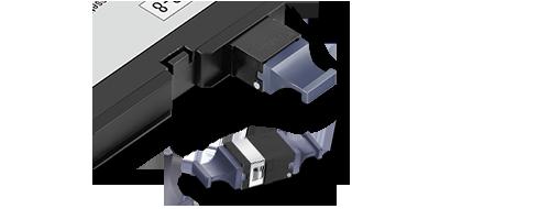Cassettes FHX MTP-LC Adaptador US Conec MTP