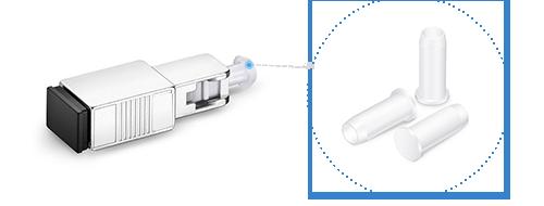 光アッテネータ(光減衰器) 1.容易な携帯性のための柔軟なケース