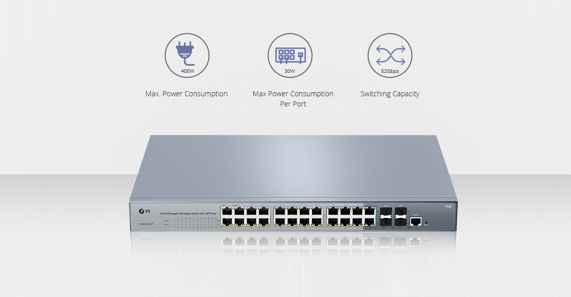 1G Switches  Superior Performance 24-Port Gigabit Ethernet Switch