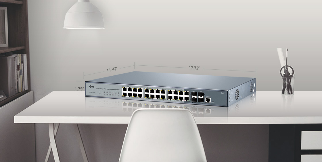 1G Switches  Ease of Installation