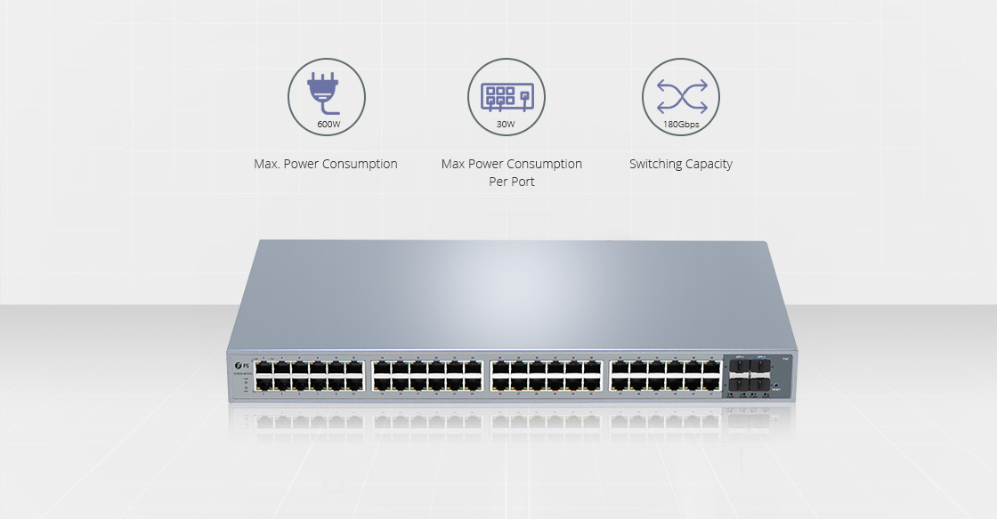 1G Switches  Superior Performance 48-Port Gigabit Ethernet Switch