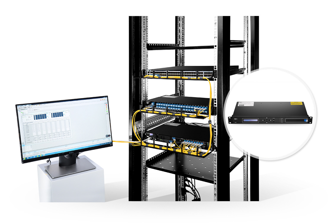 Customized OTN System  Remarkable Concentration and Manageability