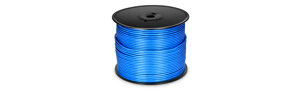 Câbles en Vrac Cat6   Câble Cat6 UTP Solide PVC CMR, Bobine