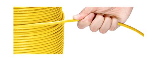Cat5e Bulk Cables  LSZH Jacket