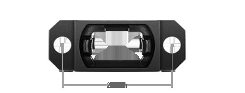 Оптические Адаптеры Тип Полного Фланца