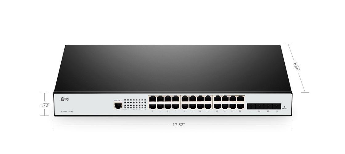 1G/10Gスイッチ High Performance Switch for Enterprise Networks