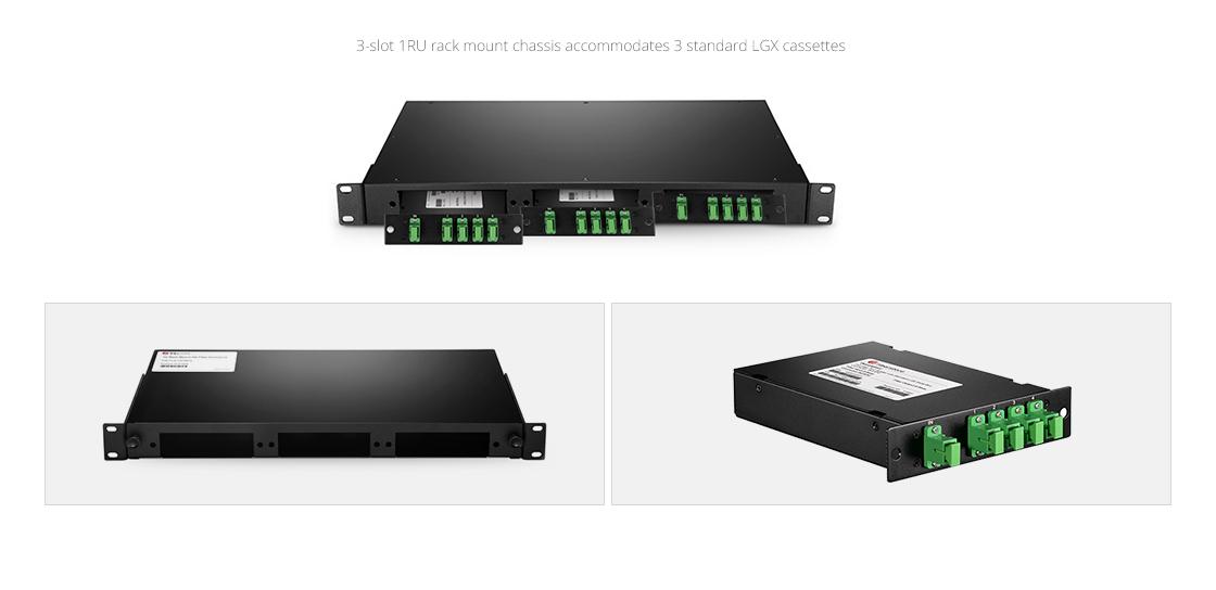 Splitters PLC Boîte LGX  Solution Idéale pour le Câblage à Haute Densité