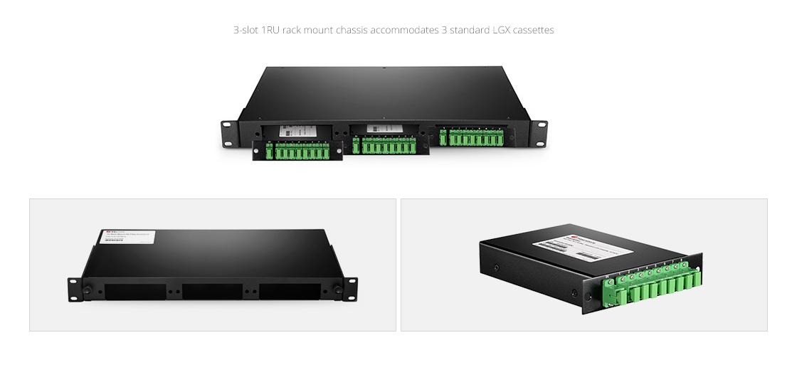 LGX Box PLC Splitter Ideal Solution for High Dense Cabling