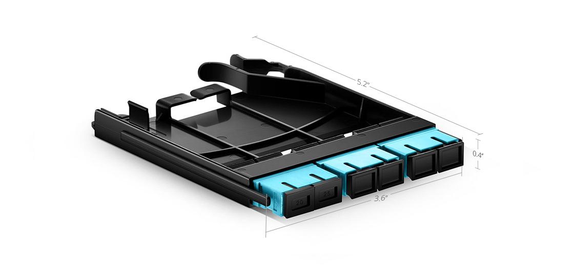 FHX LC SC MTP FAPs Панели  Панель оптического адаптера, созданная для следующего поколения