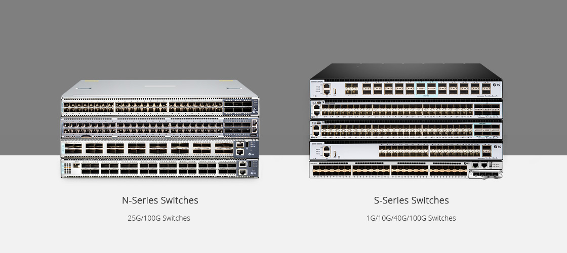 100G Switches  N-Series VS S-Series
