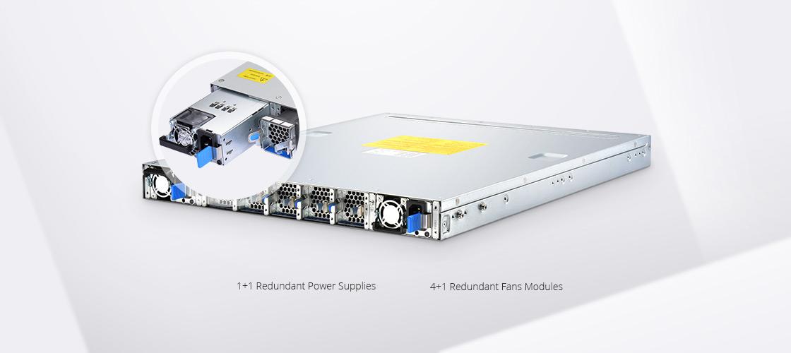 100G Switches Hardware-Design für Rechenzentren