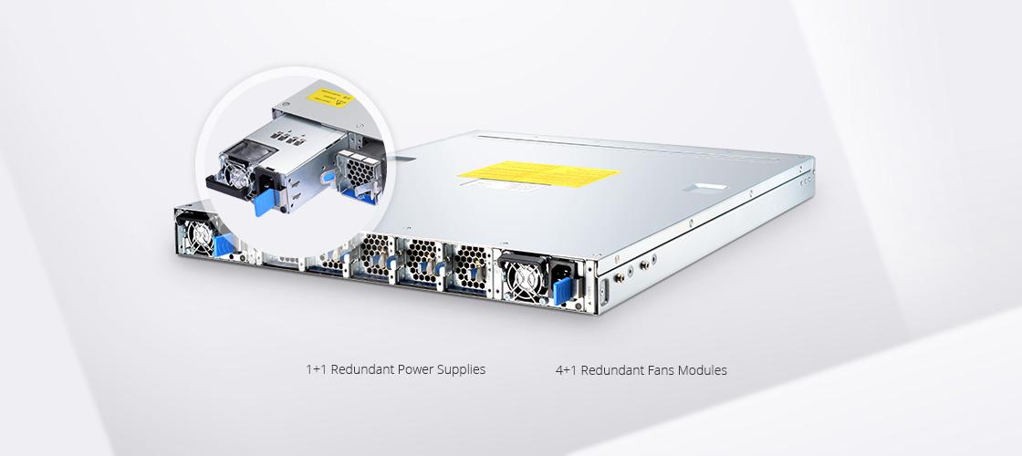 40G Switches Data Centre Grade Hardware Design