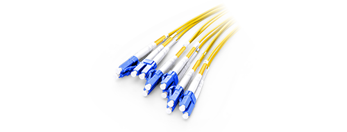 MTP-LC Harness Cables 0.2dB Low Insertion Loss LC Connector