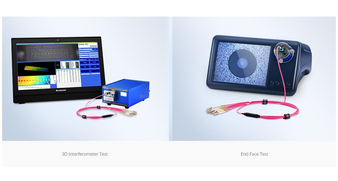 MTP/MPO-LC LSZH Harness Cables  Test Assured Program