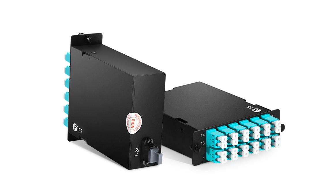 FHD MTP/MPO Cassettes  Small Form Factor for Maximum Density
