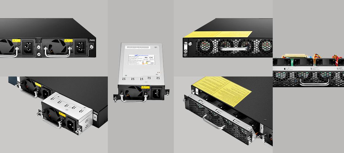 10G Switches  Flexible Hardware Design