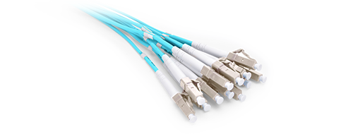 Indoor/Outdoor Multifiber Cables Pre-Terminated Connector