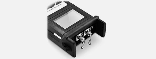 Optical Attenuators 1. Auto-off within 10 mins no-operation