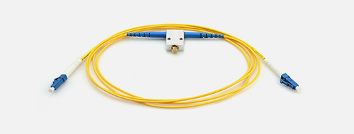 Optical Attenuators  2. Customized connector & Easy to use