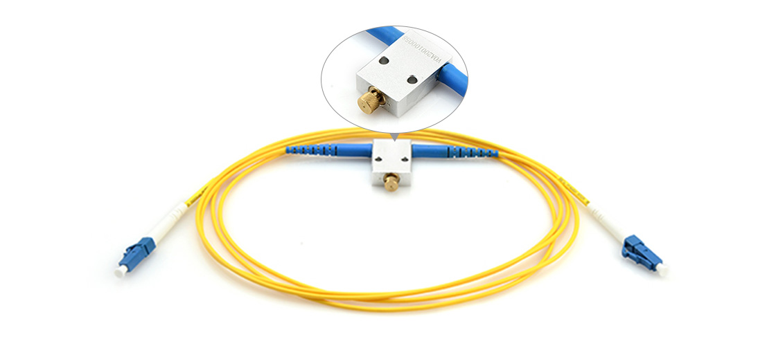 Optical Attenuators Variable Customized In-Line Fiber Optic Attenuator