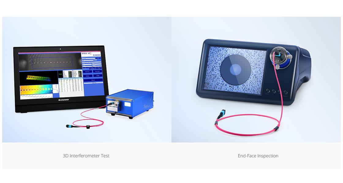 MTP/MPO LSZH Trunk Cables  Test Assured Program