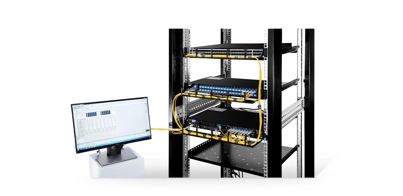 DWDM MUX DEMUX  Remarkable Concentration and Manageability