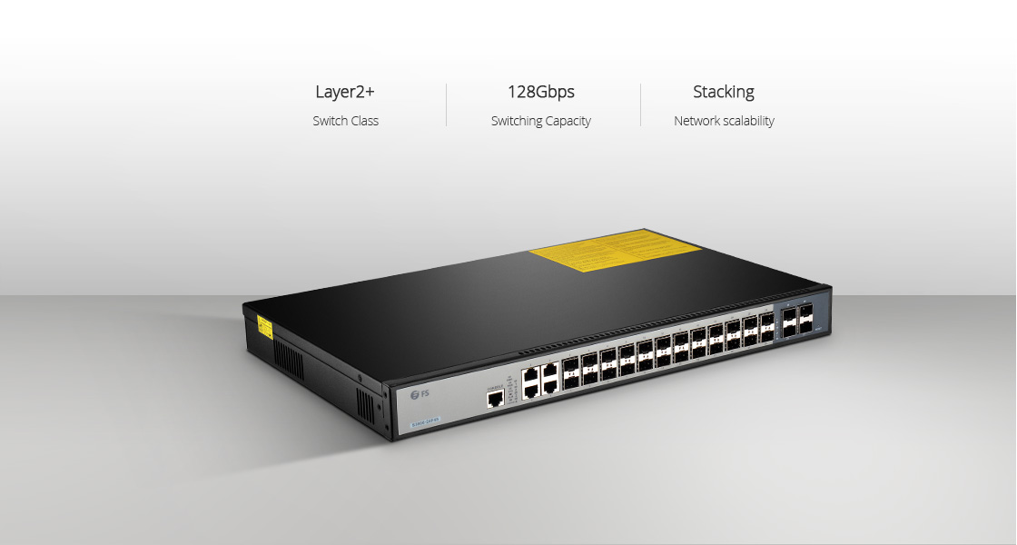 Switches 1G/10G Flexible access switches for converged enterprise networks