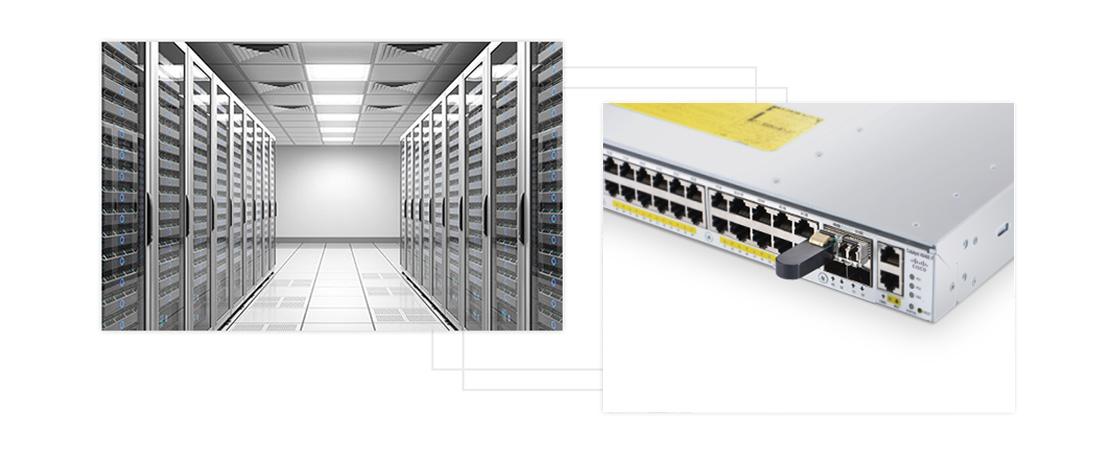Fibre Loopback  Application in Data Center