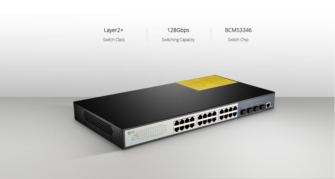 1G Switches  Ideal Combination of Affordability and Capabilities for SMBs