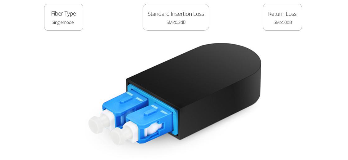 Fibre Loopback SC Single-mode Fiber Loopback Module