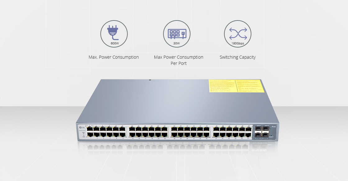 1G Switches  Superior Performance 48-Port Gigabit Ethernet Switch