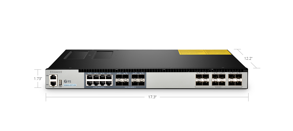 10G Switches  10GbE Access Layer Switch