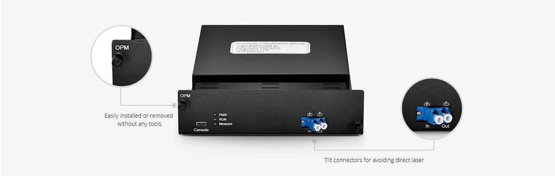 システムオートメーション  高レイヤ光ネットワークパフォーマンス監視