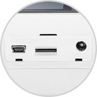 OTDR TF-Karte & USB-Kommunikation