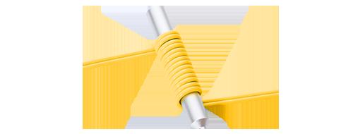 Uniboot Fiber Cables Corning G.657.A1 Fiber